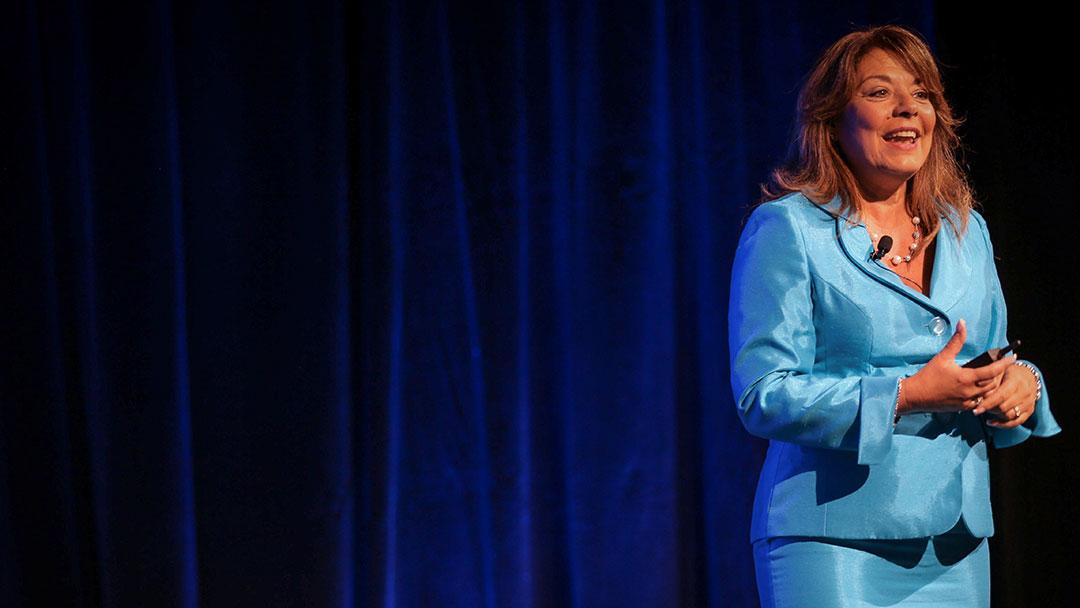 Valerie Aloisio Featured Guest Speaker
