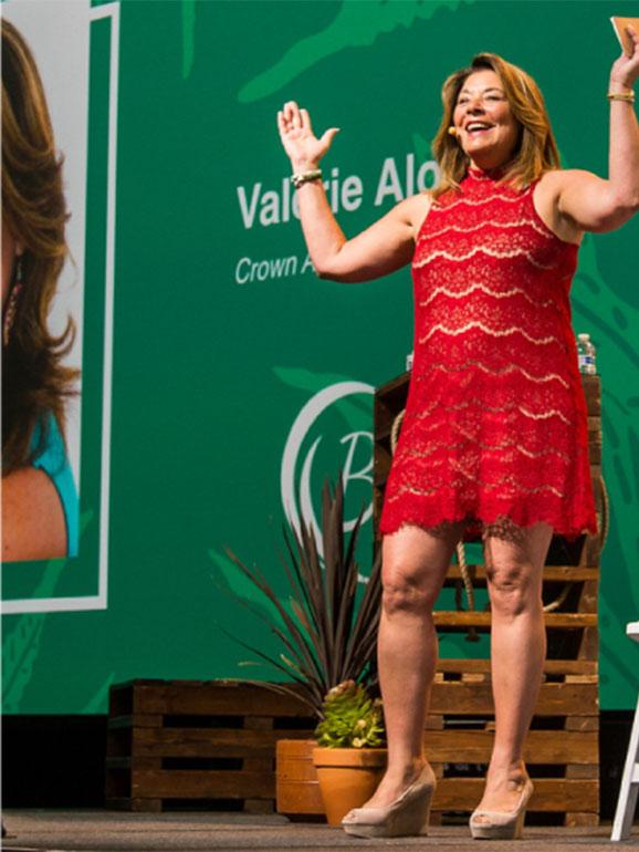 Valerie Aloisio Hemp Lifestyle Entrepreneur